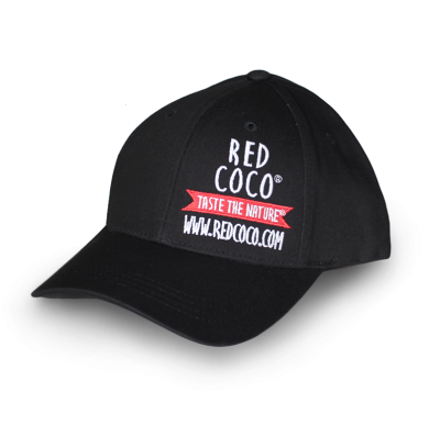 REDCOCO wowen cap