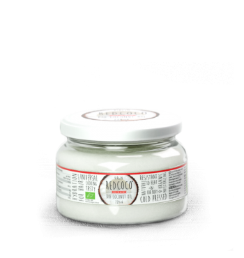 REDCOCO  Organic Virgin Coconut Oil- 220ml
